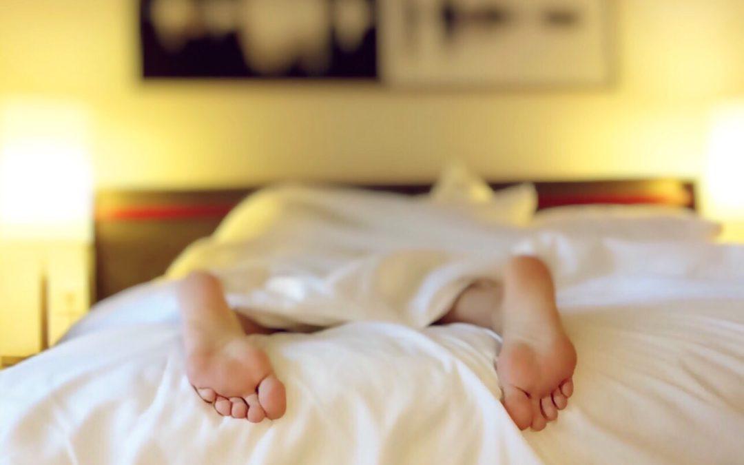 So how do you get a good night's sleep?
