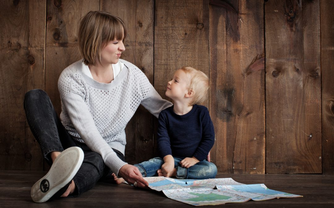 Stress Tips for Mums
